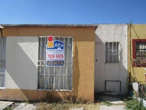 casa en condominio en venta en el dorado, huehuetoca, méxico