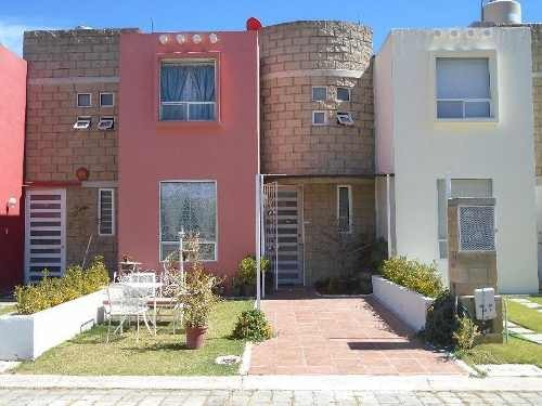 casa en condominio en venta en ex-hacienda del ángel, puebla, puebla
