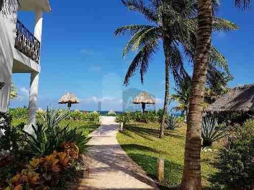 casa en condominio en venta en puerto morelos, puerto morelos, quintana roo