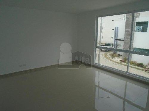 casa en condominio en venta en san diego, san pedro cholula, puebla
