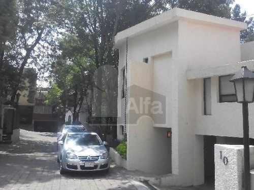 casa en condominio en venta en tetelpan / alvaro obregon (distrito federal).