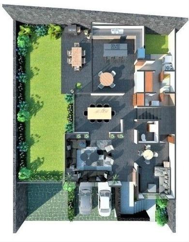 casa en condominio en venta, tlalpan centro