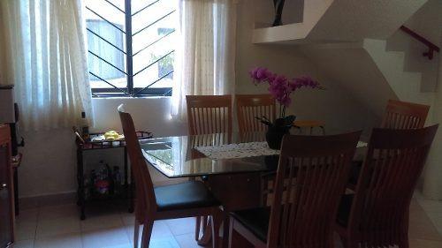 casa en condominio en venta_santiago tepalcatlalpan