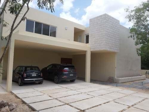 casa en condominio en yucatán country club, mérida