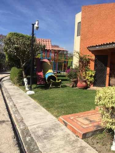 casa en condominio,  hermosos jardines y alberca