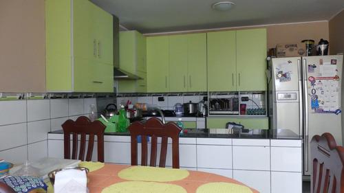 casa en condominio privado las brisas de villa en chorrillos