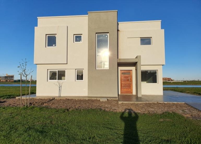 casa en construcción - pueblos del plata villalobos