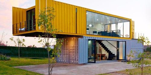 casa en contenedores desde 9500 dolares