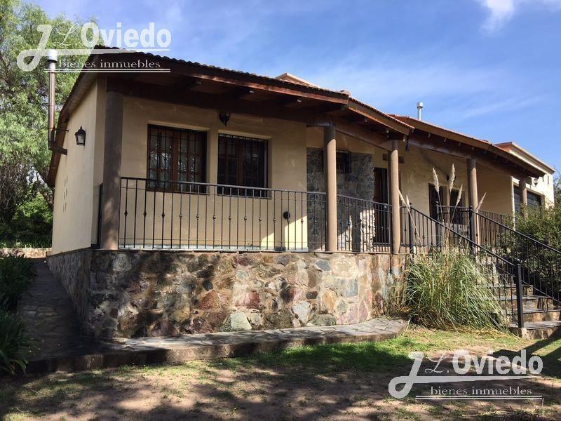 casa en córdoba frente al lago san roque***