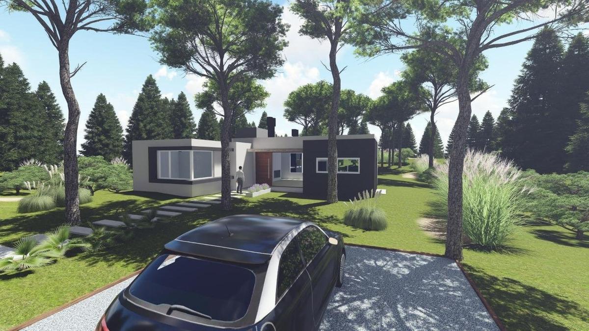 casa en costa esmeralda a 100 metros de la playa