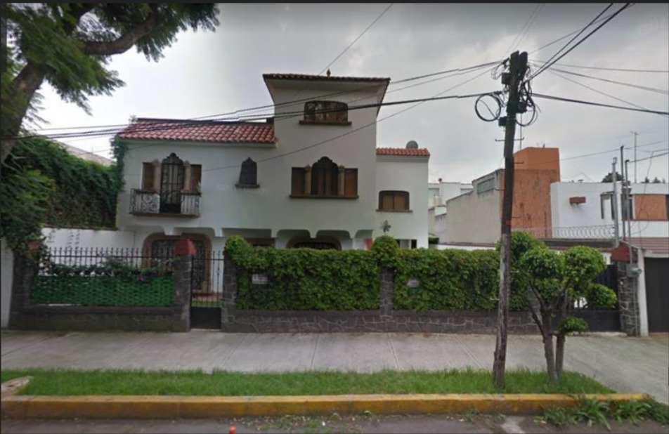 casa en country club churubusco *remate bancario*
