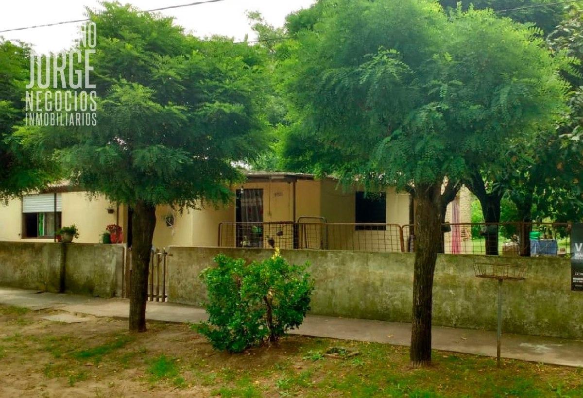 casa en del carril - terreno 20 x 50 - del carril