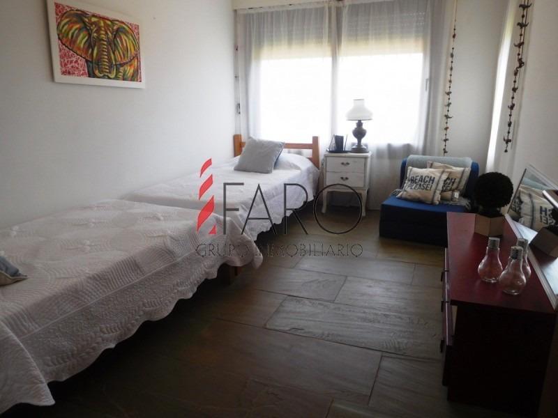 casa en el bosque del la barra 4 dormitorios con parrillero-ref:36404