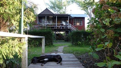casa en el delta - tigre - arroyo los zorzales