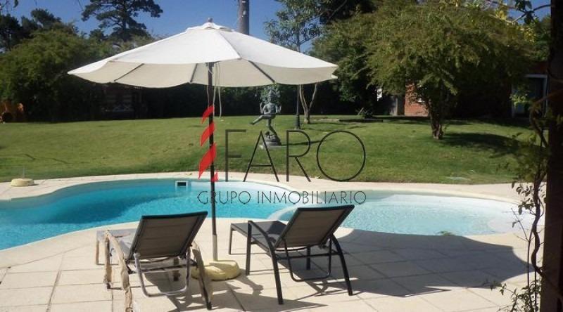 casa en el golf 6 suites con piscina climatizada y barbacoa-ref:33149