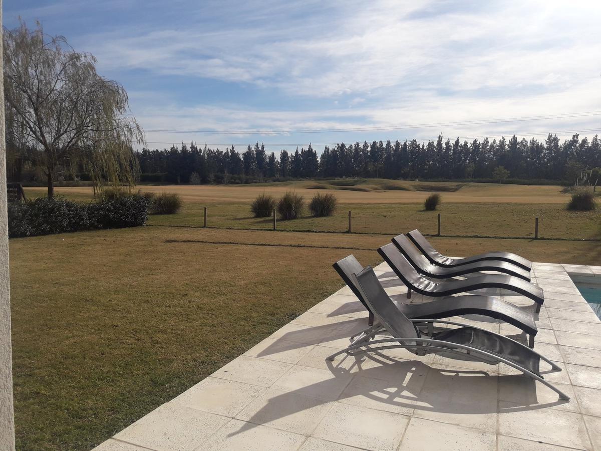 casa en el golf nordelta hermosa vista al golf!!!!