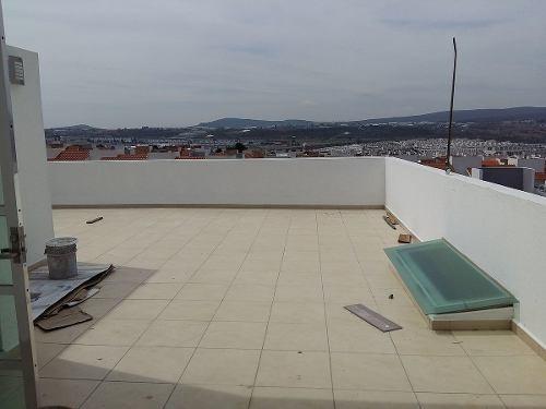casa en el mirador con roof garden muy bonita ganala