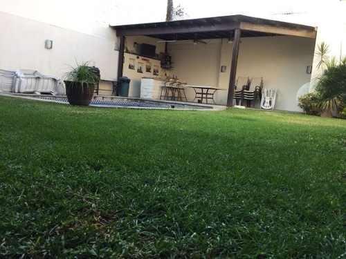 casa en fracc con vigilancia en reforma, cuernavaca