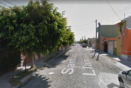 casa en fracc villas de santiago, querétaro en remate
