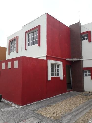 casa en fraccionamiento bonaterra