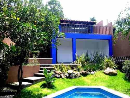 casa en fraccionamiento en analco / cuernavaca - grb-715-fr#