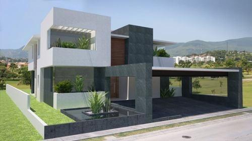 casa en fraccionamiento en paraíso country club / emiliano zapata - caen-313-fr*