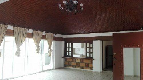 casa en fraccionamiento en vista hermosa / cuernavaca - caen-32-cs