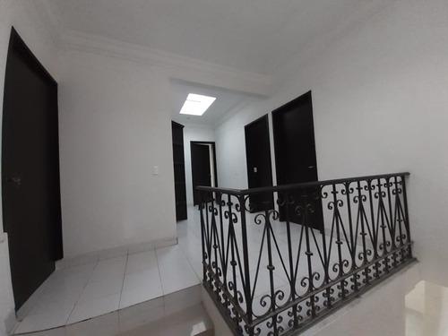casa en fraccionamiento en vista hermosa / cuernavaca - maz-194-fr