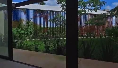 casa en fraccionamiento privado chaactun