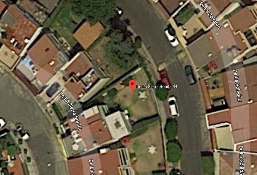 casa en fuentes de satelite