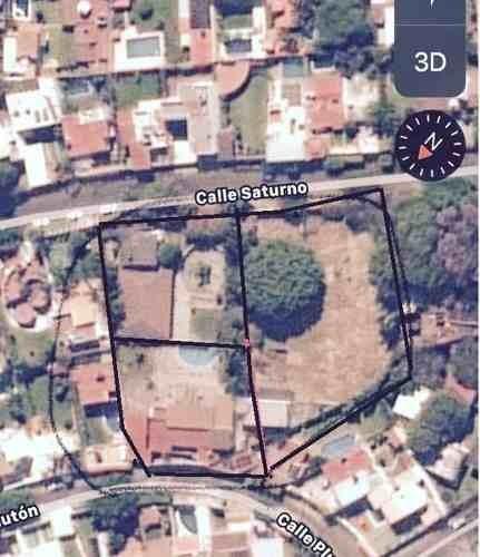 casa en jardines de cuernavaca, puede fraccionarse en terrenos