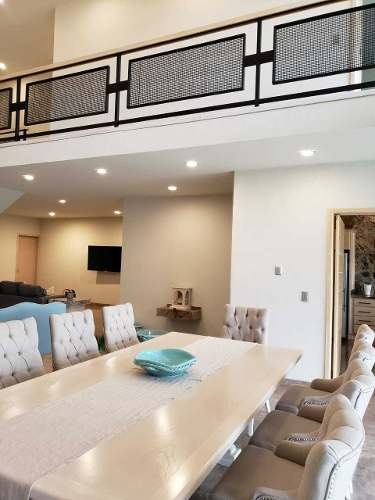 casa en juriquilla de 4 recámaras con acabados en marmol