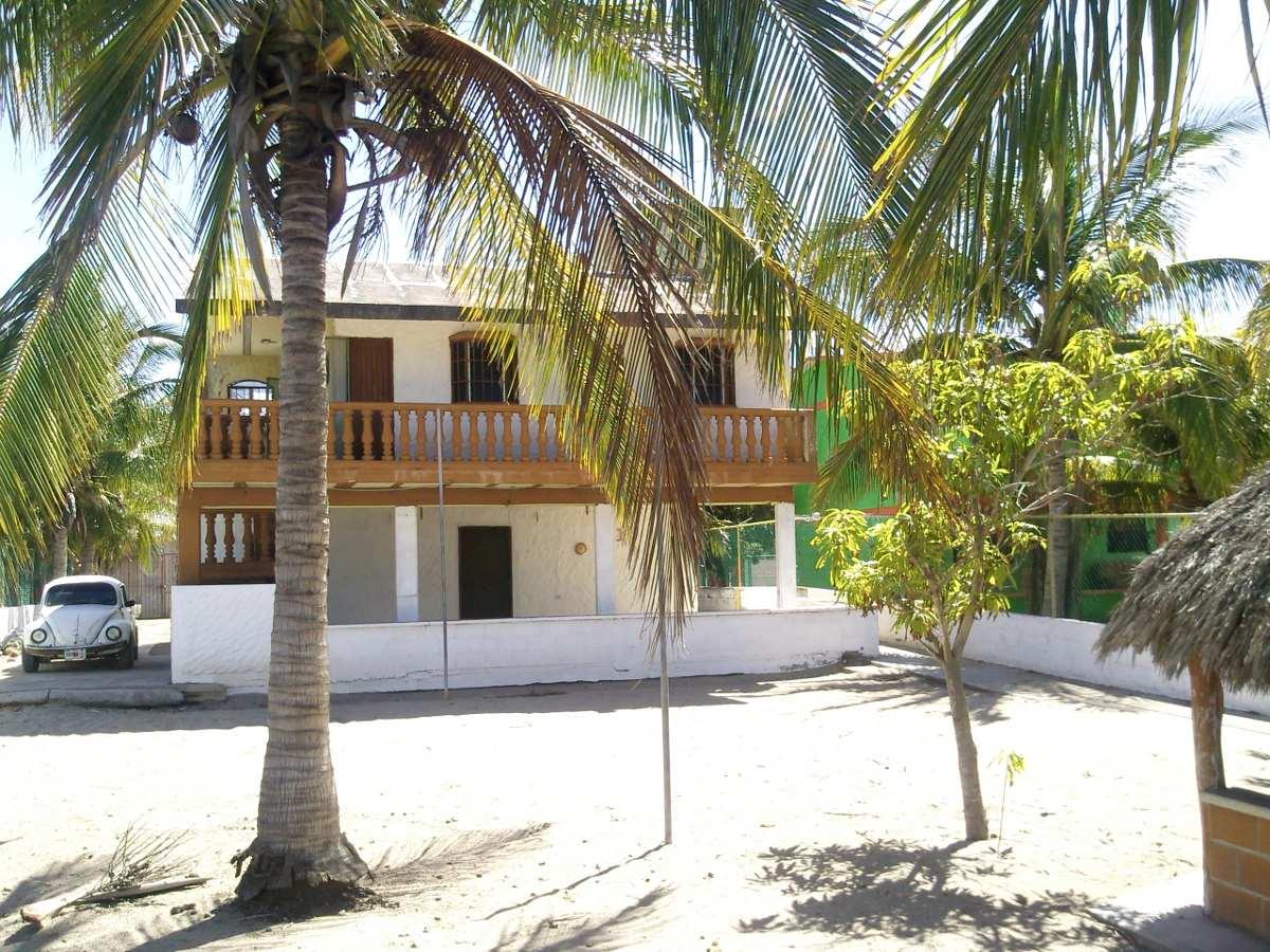 Casa En La Playa El Tetuan Viejo Navolato Sinaloa 1 350 000 00