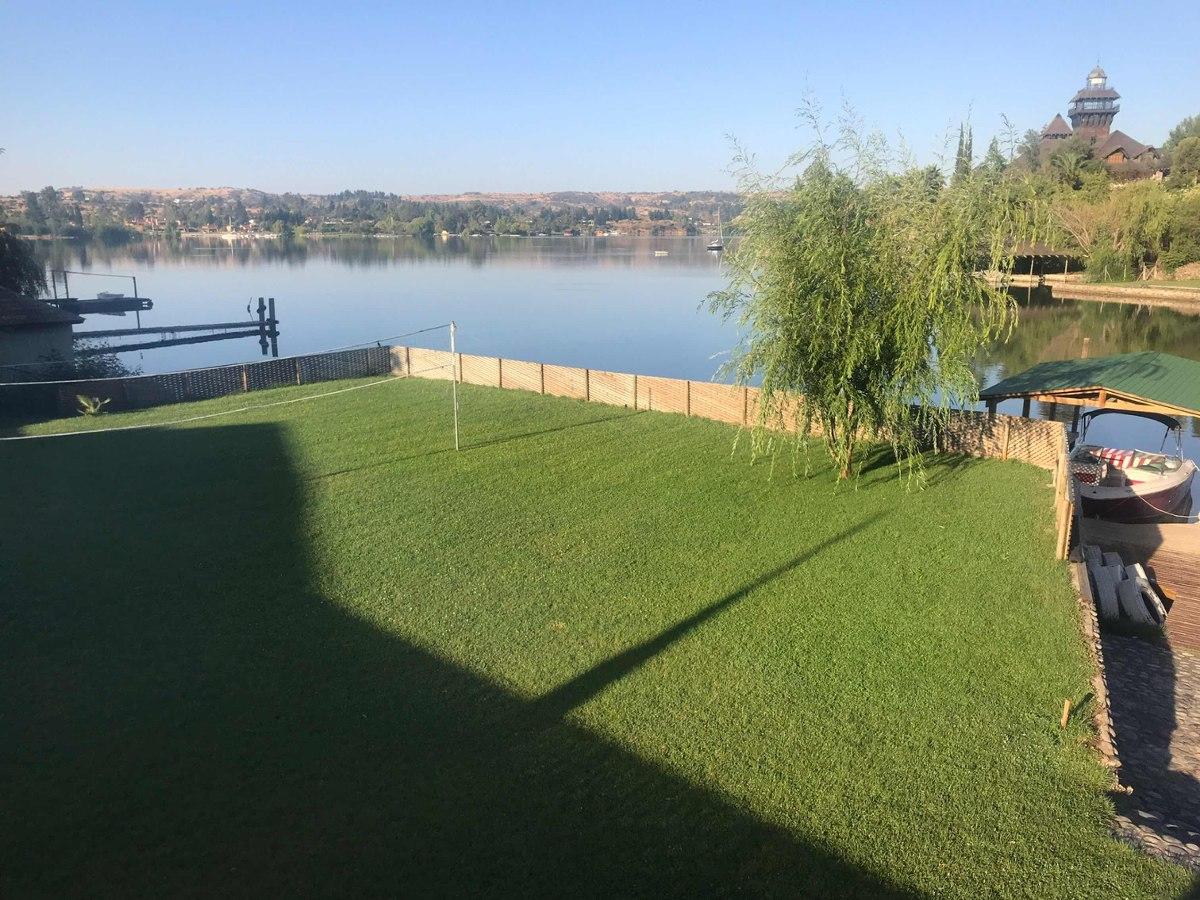 casa  en lago rapel , sector costa del sol