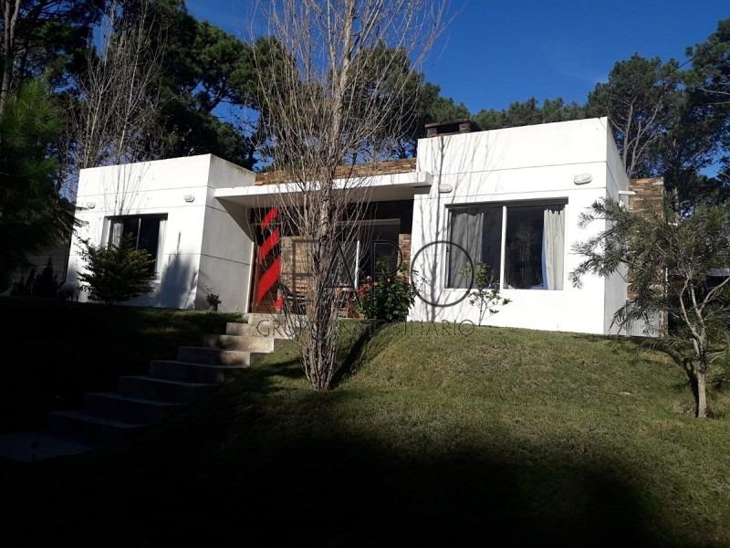 casa en laguna del sauce 3 dormitorios con barbacoa-ref:36927