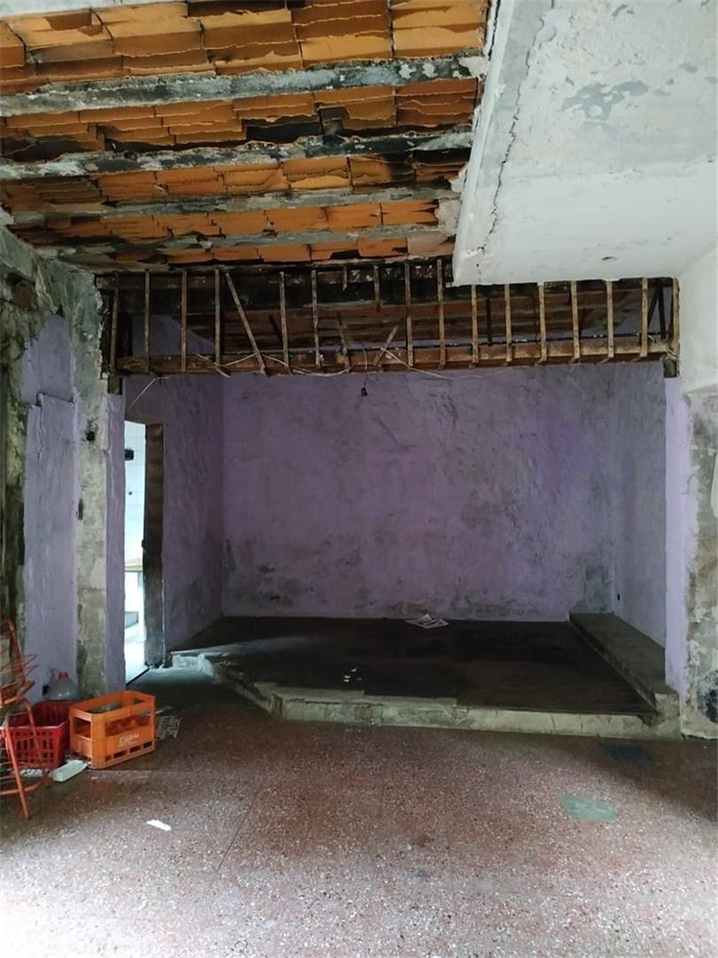 casa en lote propio a refaccionar valor terreno