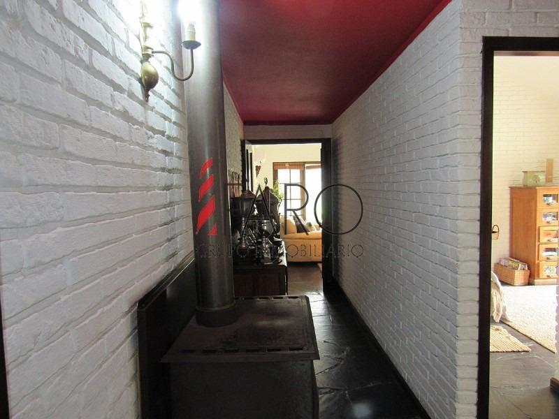 casa en lugano 3 dormitorios con parrillero y garage-ref:35757