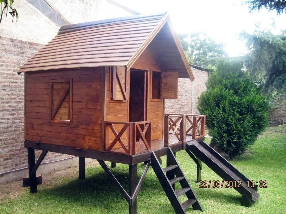 Casas Para Nios De Madera Resultado De Imagen Para Casas Para Nios - Cabaas-de-madera-para-nios