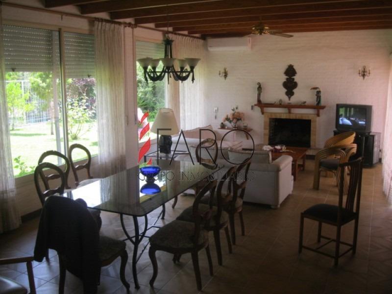 casa en mansa 3 dormitorios, piscina y garage-ref:33816