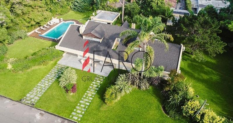 casa en mansa 6 dormitorios con piscina, barbacoa y excelente jardín-ref:34371