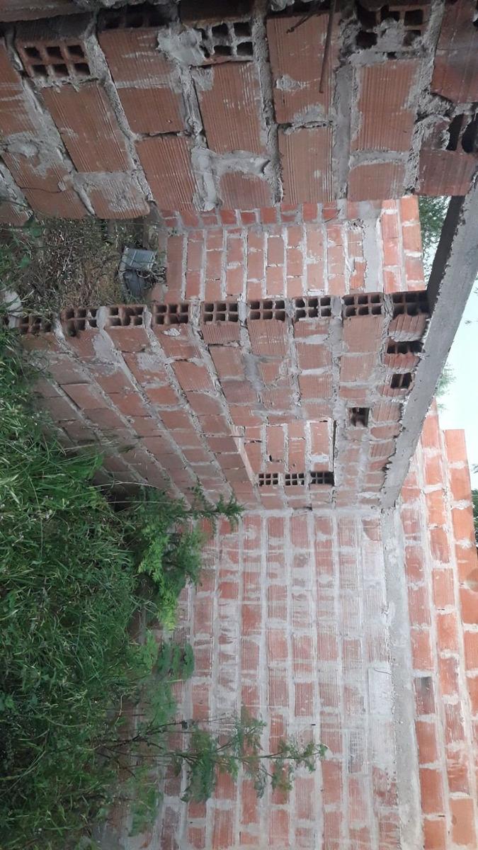 casa en mar del plata con edificación a terminar!!