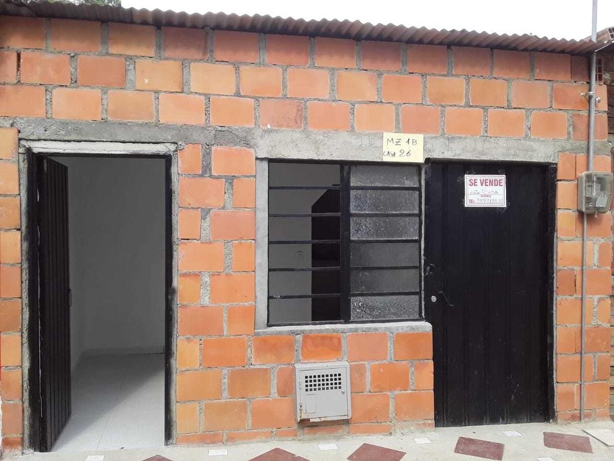 casa en material se vende o se permuta por vehiculo