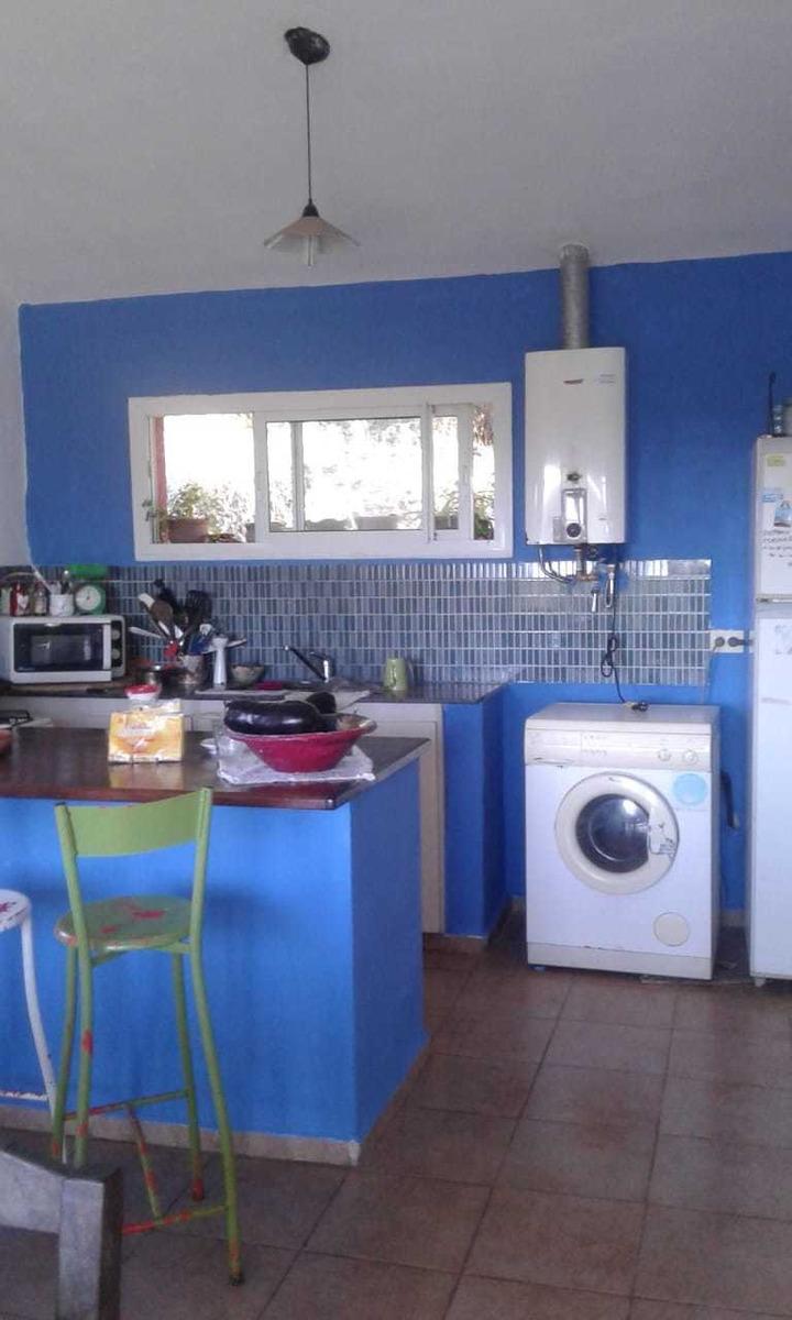 casa en mendiolaza 3 dorm, terreno: 1200 mts cub:150