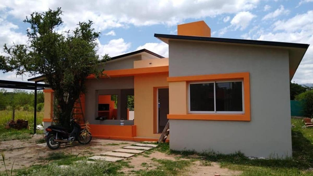 casa en mina clavero