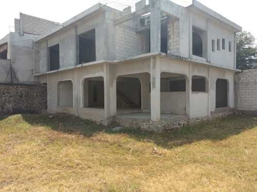 casa en obra gris apanquetzalco