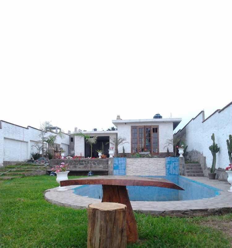 casa en pachacamac fundo san carlos 500 m2