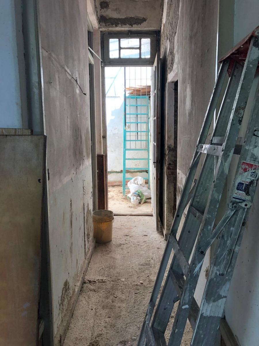 casa en padron unico  reciclaje a terminar, brazo oriental