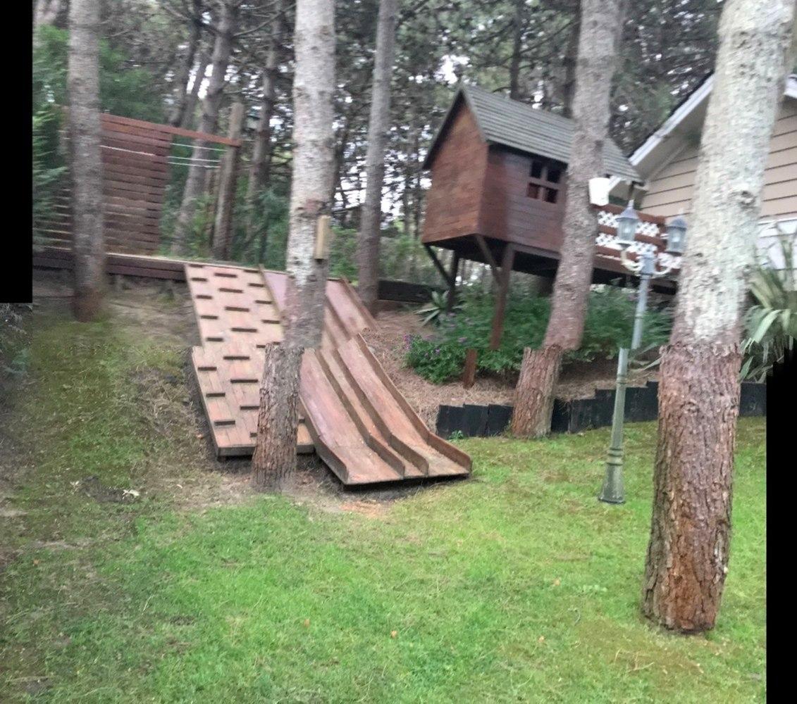 casa en pinamar norte con pileta climatizada