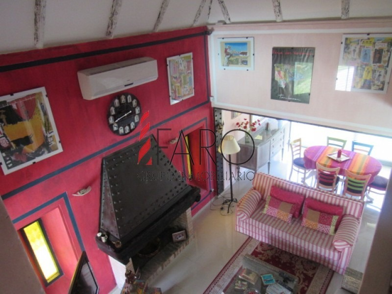 casa en pinares 3 dormitorios con piscina y parrillero-ref:34096