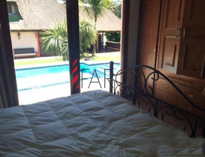 casa en pinares 3 dormitorios piscina parrillero-ref:35804
